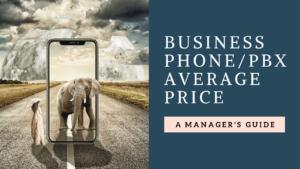 ほとんどの会社は払い過ぎ!?ビジネスフォン・PBX(電話交換機)の平均価格を調査!
